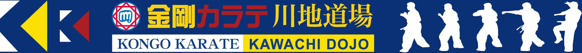 日本総合格闘カラテ協会 空手道場 金剛カラテ 川地道場